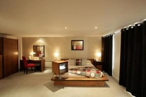 The Bedrooms at Park Inn Glasgow City Centre