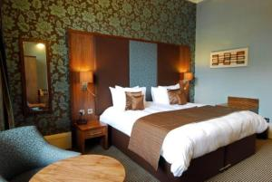 The Bedrooms at Dunstane City hotel
