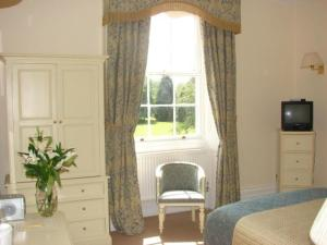 The Bedrooms at Chewton Place
