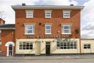 The Bedrooms at The White Hart Inn