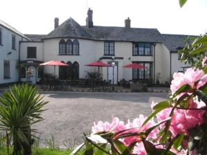 Lifton Hall Hotel Hotel in Lifton