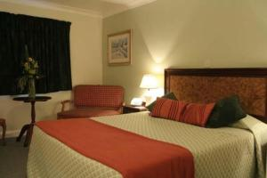 The Bedrooms at Stone House Hotel