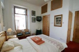 The Bedrooms at Fionn Fraoch