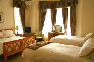 The Bedrooms at Carleton House