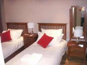 The Bedrooms at Castle Hotel