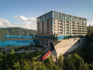Bürgenstock Hotel and Alpine SPA - Image1
