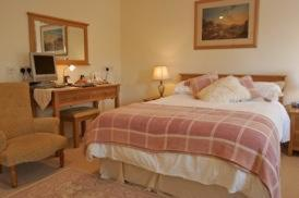 The Bedrooms at Chestnuts House