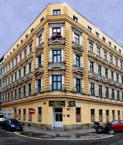 Suite Hotel 200m zum Prater, Vídeň, Rakousko