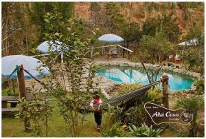 Altai Oasis Eco lodge - Image4