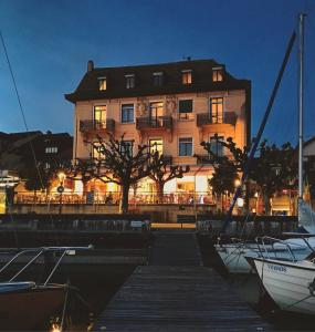 Hotel Lake View Le Rivage - Image1