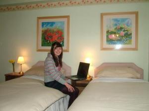 The Bedrooms at Somerset House B&B