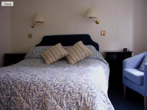 The Bedrooms at The Adams