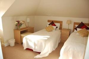 The Bedrooms at Inglewood Bed & Breakfast