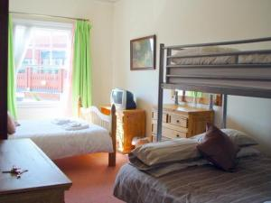 The Bedrooms at Roman Rooms Hotel
