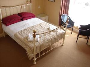 The Bedrooms at Tantons Hotel