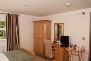 The Bedrooms at Eden Lodge Country House Hotel
