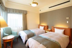 JAL City Tamachi Hotel Tokyo - Image4