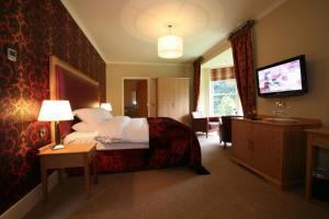 The Bedrooms at Farington Lodge Hotel