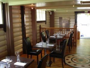 The Restaurant at The Log House