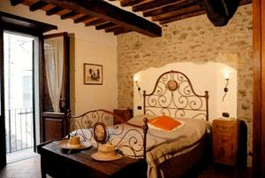 The Bedrooms at Rugapianavacanze