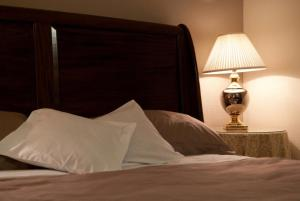 The Bedrooms at Thainstone House Hotel & Spa