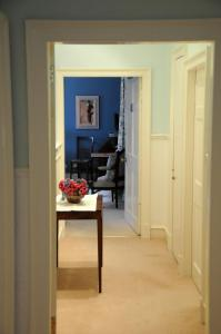 The Bedrooms at Pitlessie House