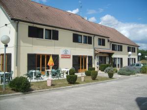 Hôtel Le Pressoir - Auxerre Appoigny - Image1