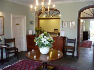 The Bedrooms at Ash House Hotel