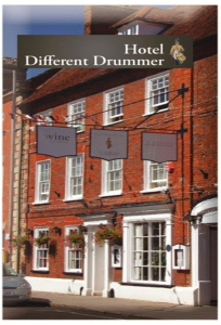Hotel Different Drummer Hotel in Stony Stratford