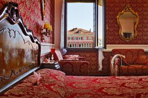 A view from the Hotel Antica Locanda Sturion in Venice, Italy