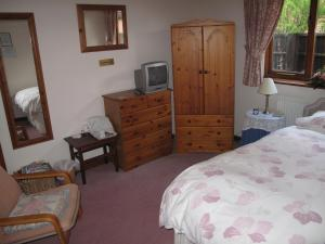 The Bedrooms at High Trees B&B