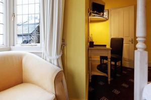 The Bedrooms at Browns Tavistock Gold Award