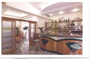 The Bedrooms at Hotel Ristorante Miramare