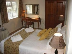 The Bedrooms at The Mulberry