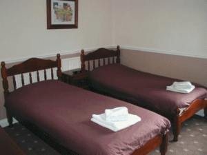 The Bedrooms at The Beauchief
