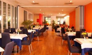 The Restaurant at Hotel Gina
