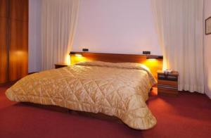 The Bedrooms at Hotel Gina