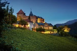 Schloss Eberstein castle hotel