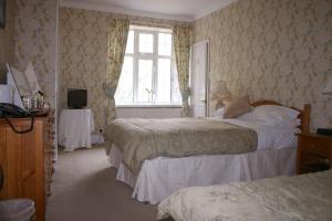 The Bedrooms at Exmoor Manor B&B and Beggars Roost Inn