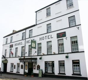 Boars Head Hotel Hotel in Carmarthen