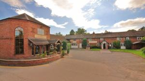 Slaters Country Inn Hotel in Newcastle-under-Lyme