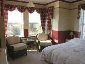 The Bedrooms at Bude Haven