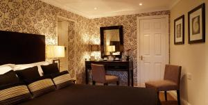 The Bedrooms at The Bear Hotel