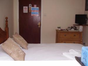 The Bedrooms at Panorama Guest House