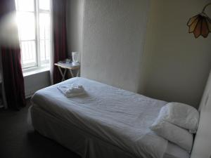 The Bedrooms at The Station Hotel