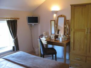 The Bedrooms at The Plough Inn