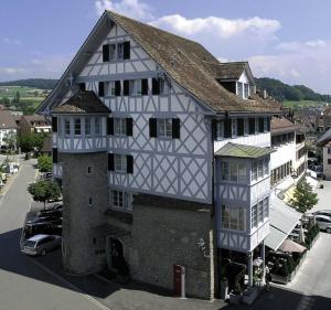 Hotel Restaurant zum goldenen Kopf - Image1