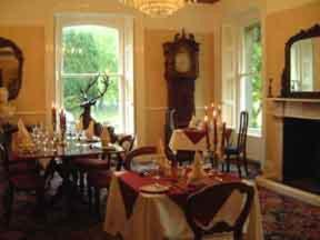 The Restaurant at Nent Hall Country House Hotel