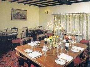 The Restaurant at The Brookhouse Hotel Ltd