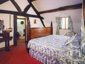 The Bedrooms at The Brookhouse Hotel Ltd